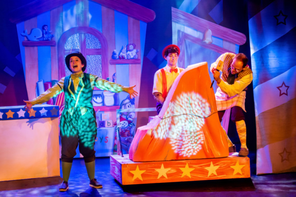 Photos: First Lookat Immersion Theatre's Production Of THE AMAZING ADVENTURES OF PINOCCHIO
