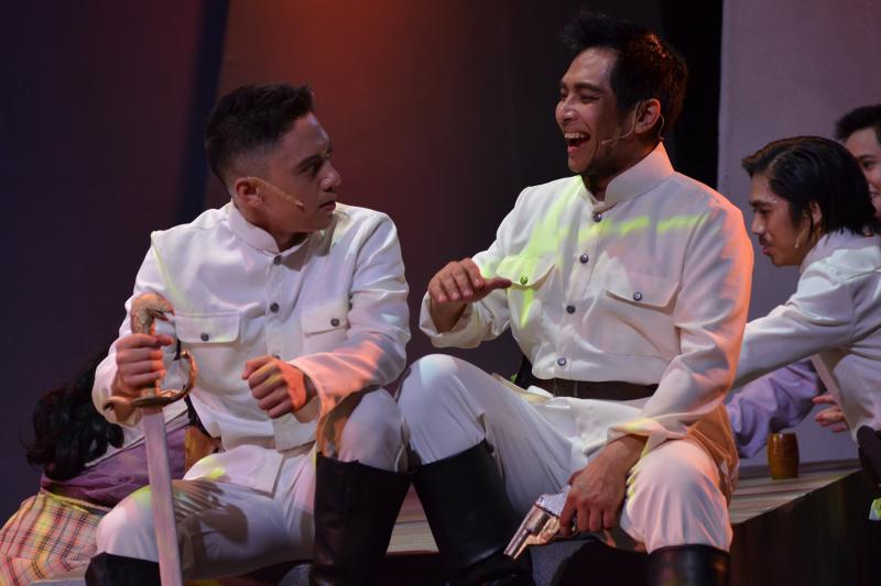 BWW Review: REP's MIONG Tells Its Side of the Story