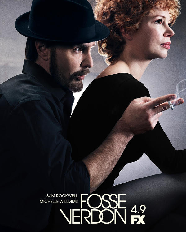 Photo Flash: FX Releases the Key Art for FOSSE/VERDON