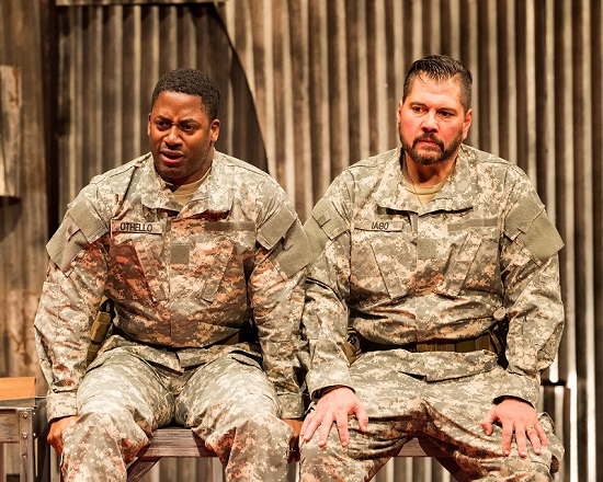 BWW Review: A Modern Day OTHELLO Finds Humor Amid the Horror of Revenge