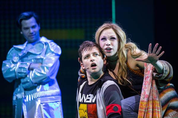 Photo Flash: All New Photos from BE MORE CHILL's Broadway Upgrade