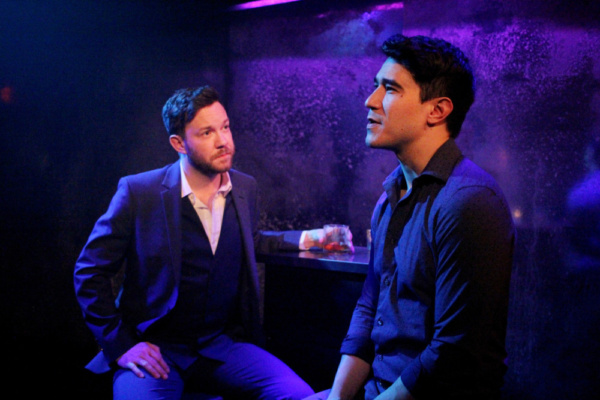 Photo Flash: First Look at First Floor Theater's MIKE PENCE SEX DREAM