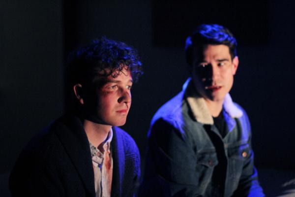 Collin Quinn Rice and Scott Shimizu Photo