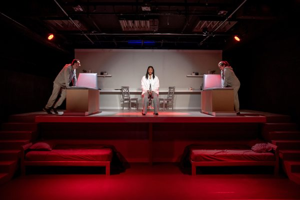 Photo Flash: The Effect by Lucy Prebble at FPCT