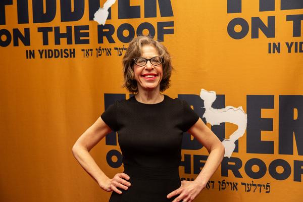 Jackie Hoffman Photo
