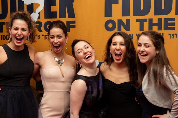 Photo Coverage: Joel Grey & More Celebrate Opening Night of Yiddish FIDDLER ON THE ROOF!