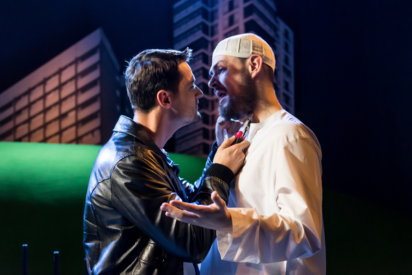 Photos: First Look at Synergy Theatre Project's THERE IS A FIELD