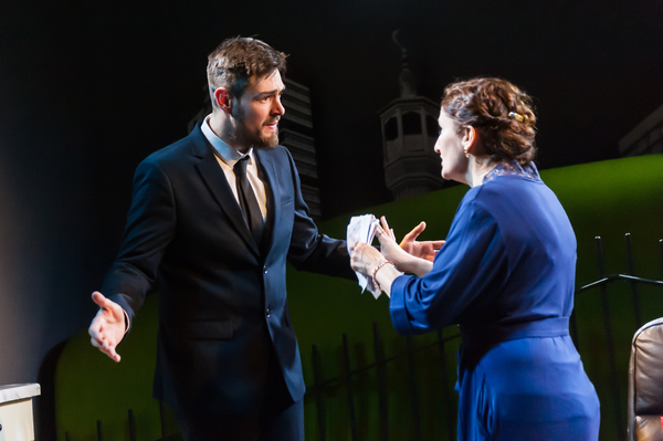 Photo Flash: First Look at Synergy Theatre Project's THERE IS A FIELD