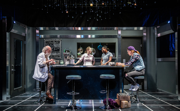 Photo Flash: First Look at ALWAYS PLENTY OF LIGHT at Know Theatre