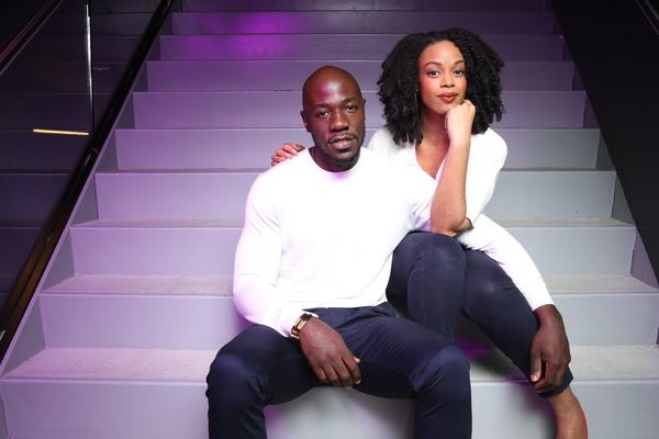 Photo Flash: MCC's THE LIGHT's Stars, Mandi Masden and McKinley Belcher III, Shine in New Portraits