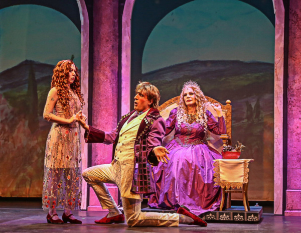 Photo Flash: First Look At DCT's THE PRINCESS AND THE FROG
