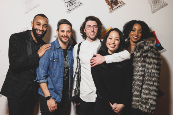 Photo Flash: Inside the World Premiere Of BLACK GIRLS CHEER Produced By Double Good