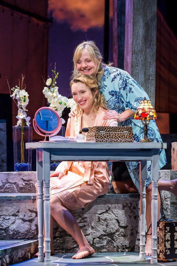 Photo Flash: Get A First Look At MAMMA MIA! at the Drury Lane Theatre