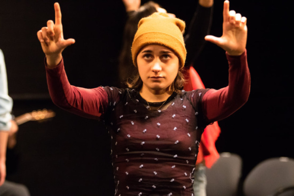 Photo Flash: First Look At World Premeire Of RED BIKE At The Wilbury Group
