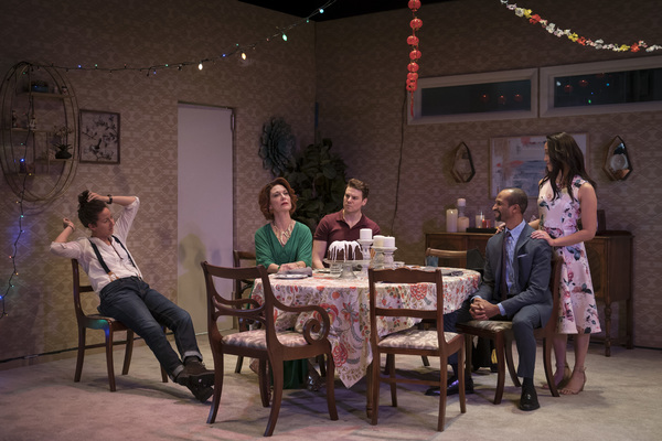 Photo Flash: First Look at ACT(S) OF GOD at Lookingglass Theatre