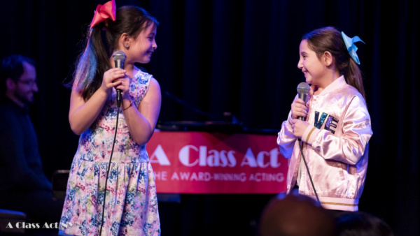 Photo Flash: A Class Act NY Presents FROM L.A. TO BROADWAY Featuring Lauren 'Coco' Cohn