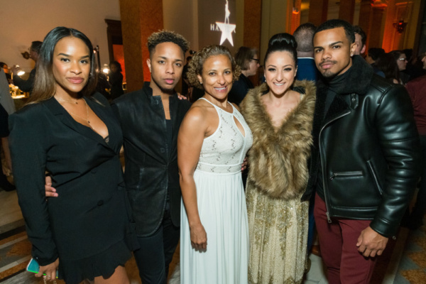 Darilyn Castillo, Brion Marquis Watson, Jocelyn Castillo, Sheridan Mouawad, DeAundr   Photo