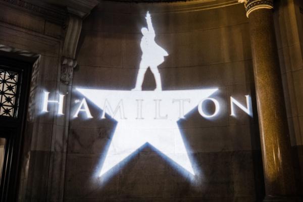Hamilton (And Peggy Company)