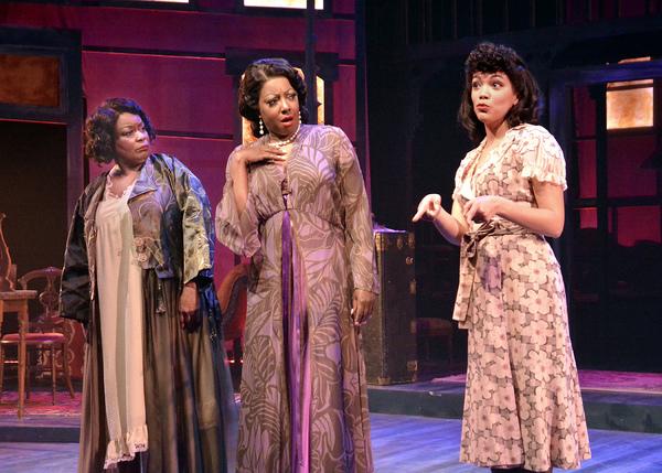 Photo Flash: BLUES IN THE NIGHT at Laguna Playhouse