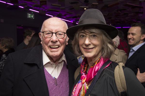 RIchard Wilson & Maureen Lipman