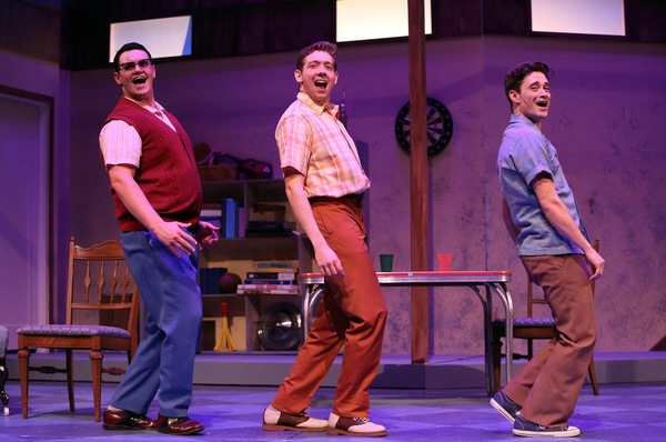 Photo Flash: LIFE COULD BE A DREAM Opens Tonight at ICT