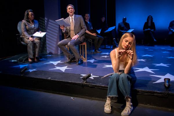 Thursday Farrar, Robert Sella, Caitlin Cohn Photo