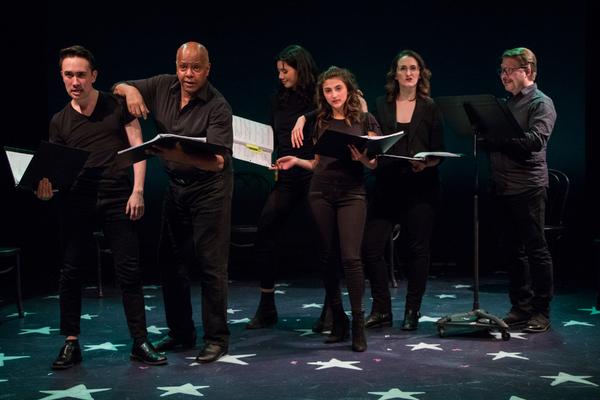 Kennedy Kanagawa, Jay Aubrey Jones, Hanako Greensmith,  Analise Scarpaci, Victoria Hu Photo