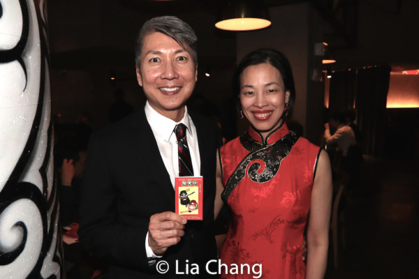 Photo Flash: Ali Ewoldt, Jonny Lee, Jr. And Alan Ariano Featured In Jason Ma's GOLD MOUNTAIN at MOCA's Lunar New Year Soiree