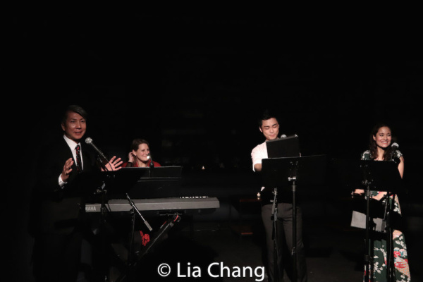 Jason Ma, Kristen Lee Rosenfeld, Jonny Lee, Jr. and Ali Ewoldt