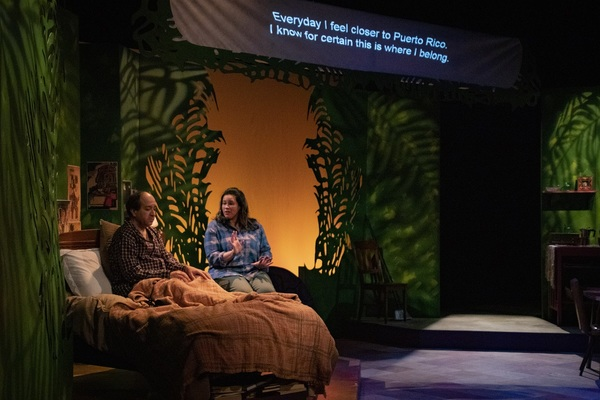 Photo Flash: First Look at CPT's LA GRINGA (SPANISH)