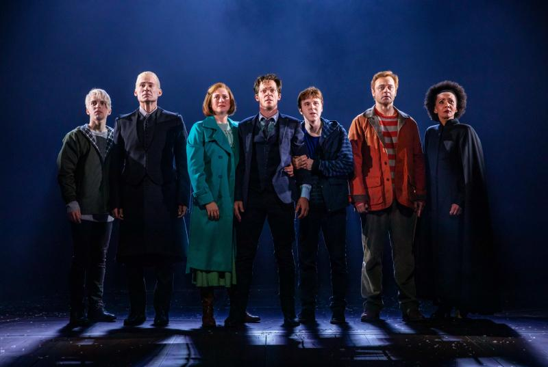 BWW Review: HARRY POTTER AND THE CURSED CHILD Bewitches Australian Audiences at Princess Theatre