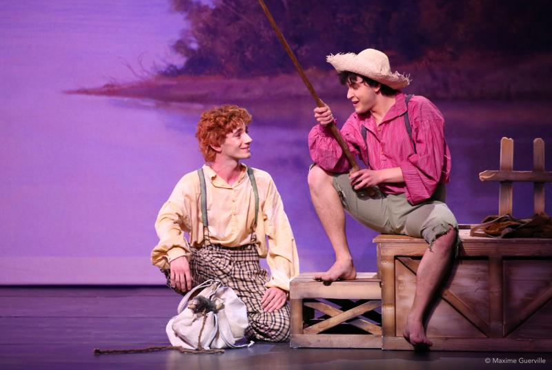 BWW Review: TOM SAWYER at Théâtre Mogador