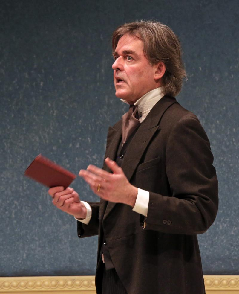 BWW Review: Deconstructing a Marriage: A DOLL's HOUSE PART 2 at the Good Theater