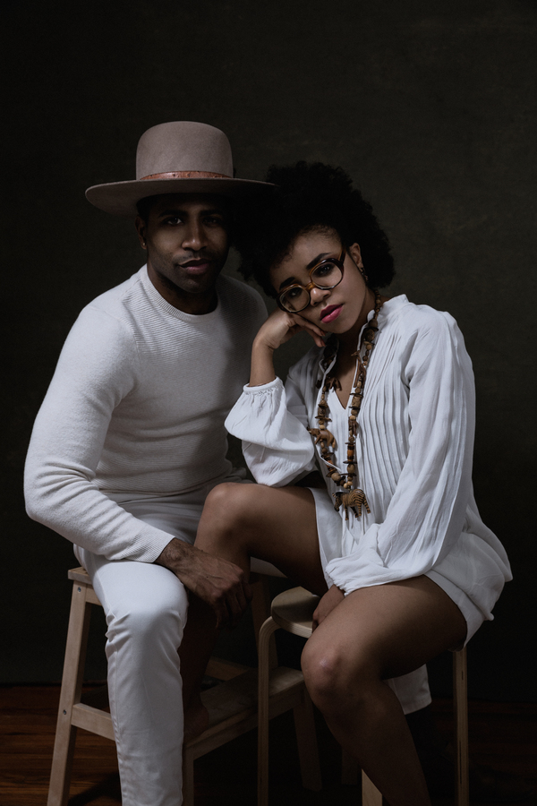 Photo Flash: The Cast of BEAUTIFUL Celebrates Black History Month With BLACK IS BEAUTIFUL Project