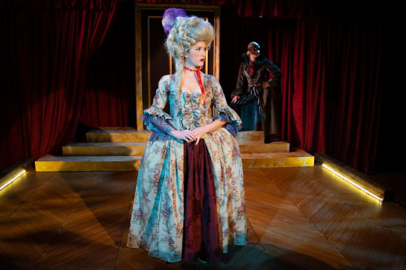 BWW Review: THE REVOLUTIONISTS at Playhouse On Park