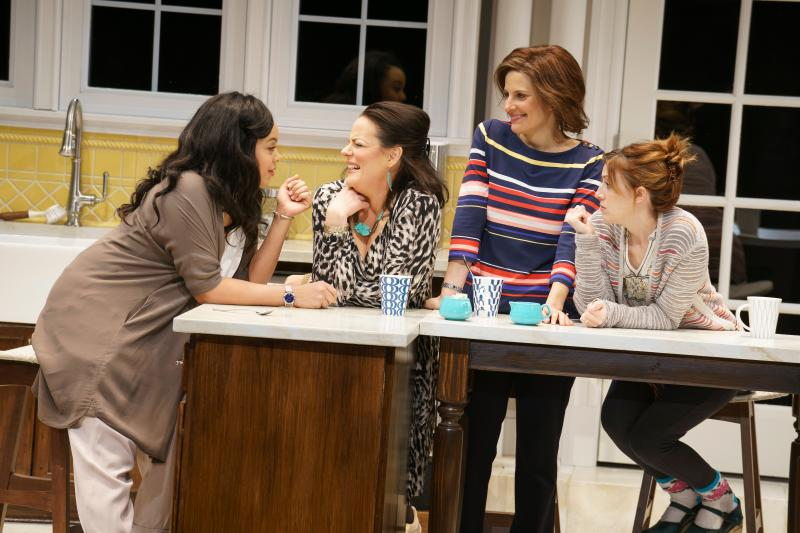 BWW Review: A Godly Intervention To Stop Climate Change In Madeleine George's Comedy HURRICANE DIANE