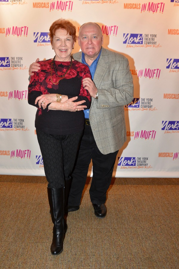 Beth Fowler and John Witham (Original Cast Member of Lolita, My Love)