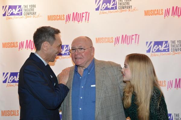 Robert Sella, John Witham and Caitlin Cohn