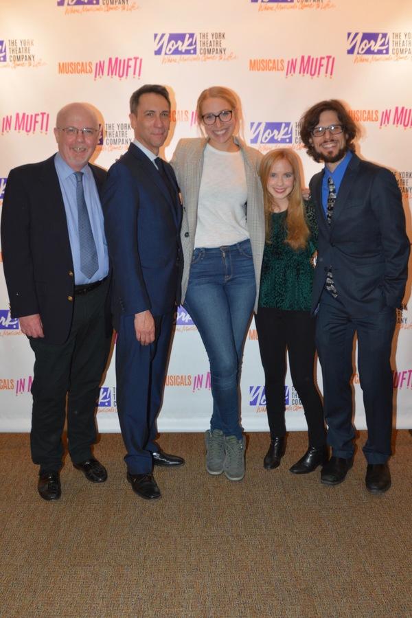 Photo Coverage: The York Theatre Company's LOLITA, MY LOVE Celebrates Opening Night