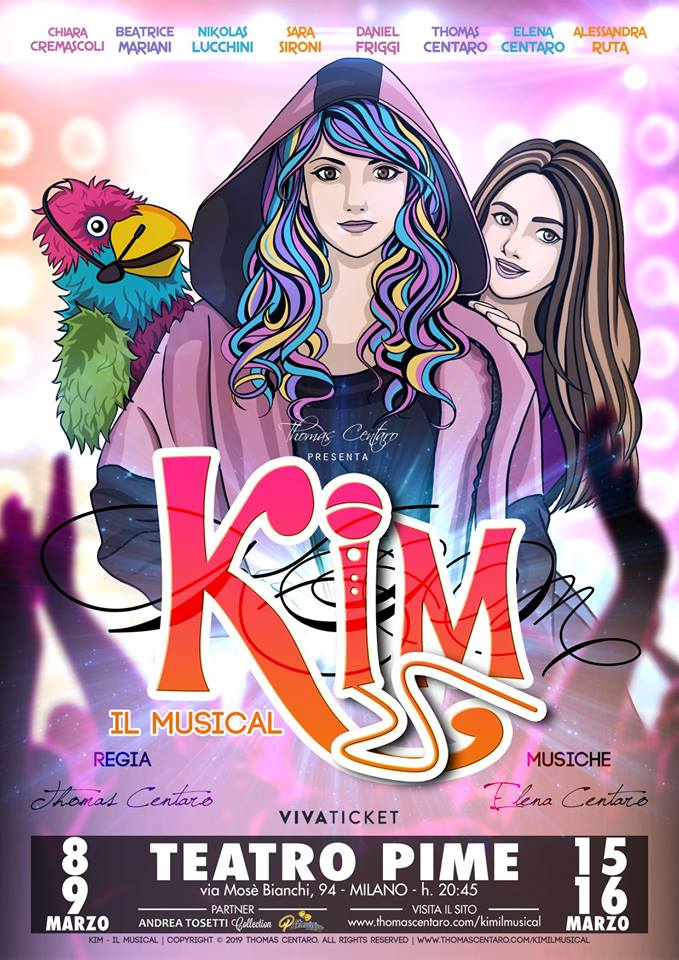 BWW Interview:  Kim Il Musical, intervista al regista Thomas Centaro