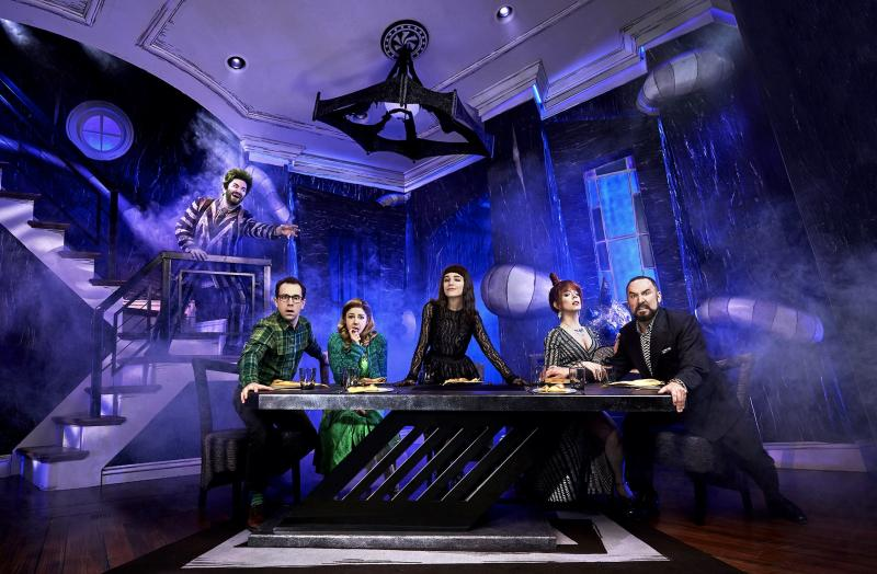 Photo Flash: First Look at the Cast of BEETLEJUICE on Broadway!