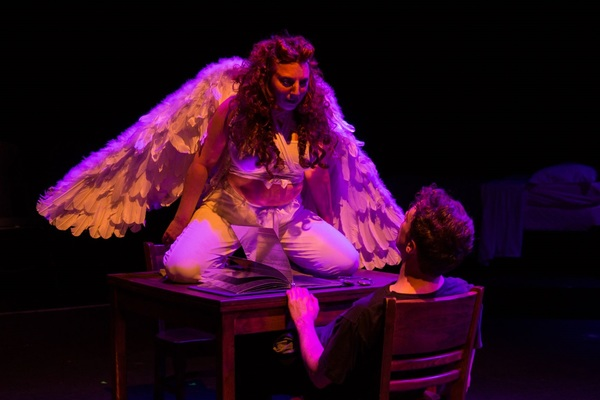 Photo Flash: First Look At ANGELS IN AMERICA At Lakewood Playhouse
