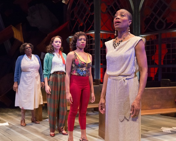 Photo Flash: NINA SIMONE: FOUR WOMEN Comes to People's Light
