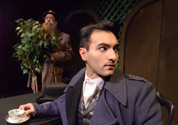 Photo Flash: Lifeline Theatre Presents THE MAN WHO WAS THURSDAY