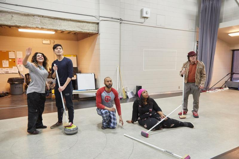 BWW Interview: Alberta Theatre Project's Darcy Evans Talks About The New Canadian Curling Club