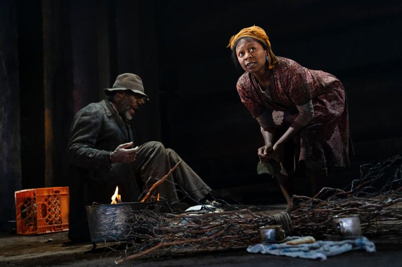 BWW Review: Athol Fugard's BOESMAN AND LENA and The Need To Be Seen Through Another's Eyes