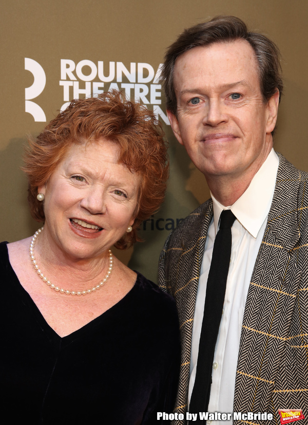 Becky Ann Baker and Dylan Baker Photo