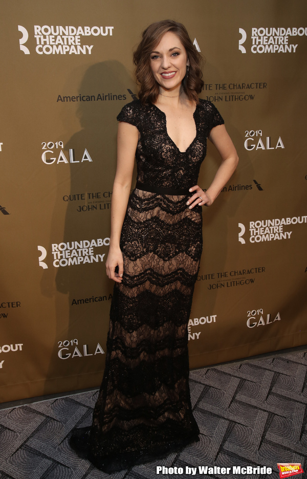 Photo Coverage: On the Carpet for Roundabout's 2019 Gala, Honoring John Lithgow!