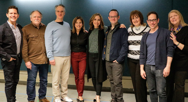 Photo Flash: Meet the Cast of SMART BLONDE Starring Andréa Burns