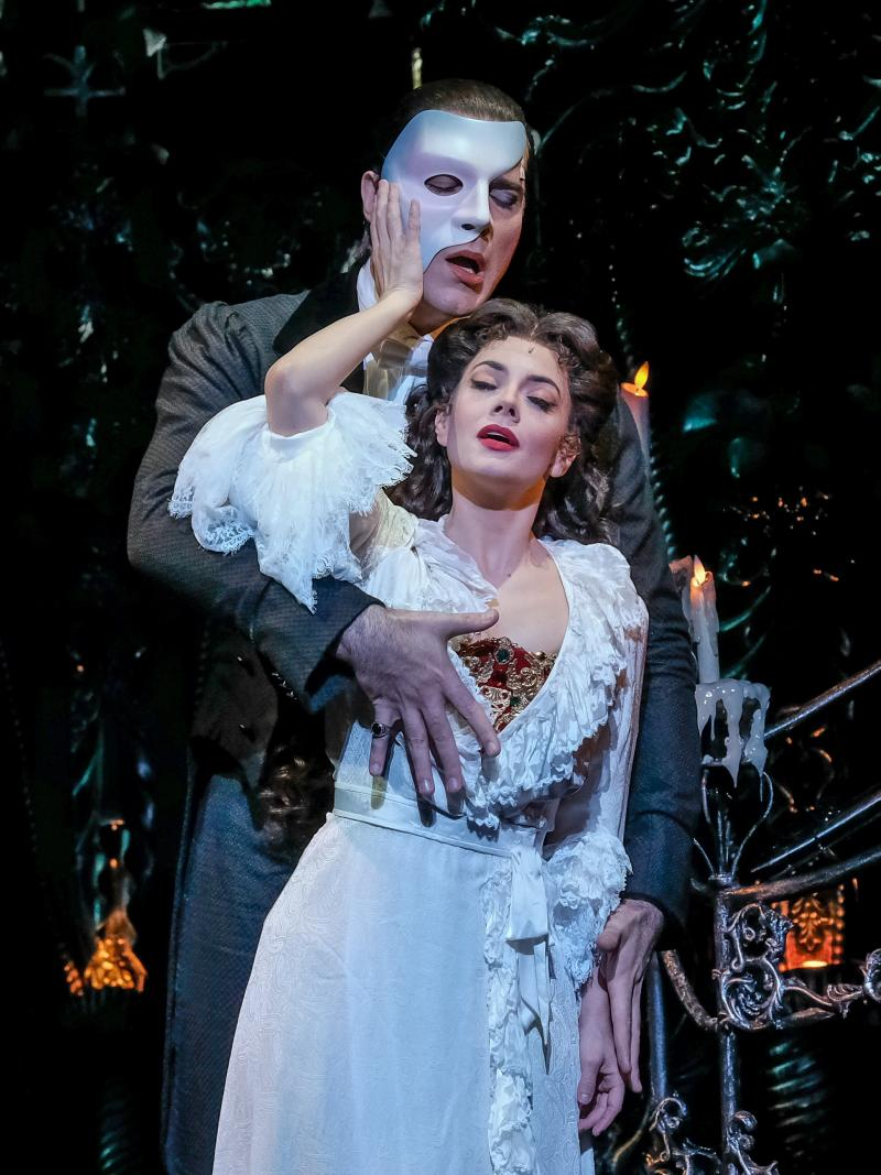 PHOTOS: First Look at The New World Tour of THE PHANTOM OF THE OPERA